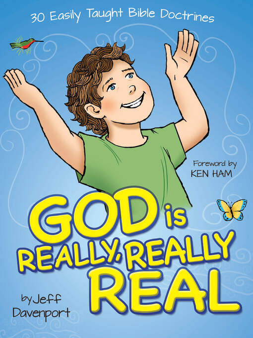 Title details for God is Really, Really, Real by Bill Looney - Wait list