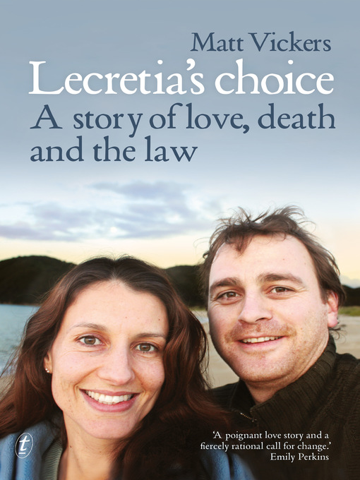 Title details for Lecretia's Choice by Matt Vickers - Available