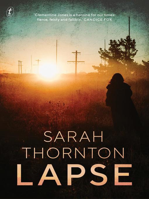 Title details for Lapse by Sarah Thornton - Wait list