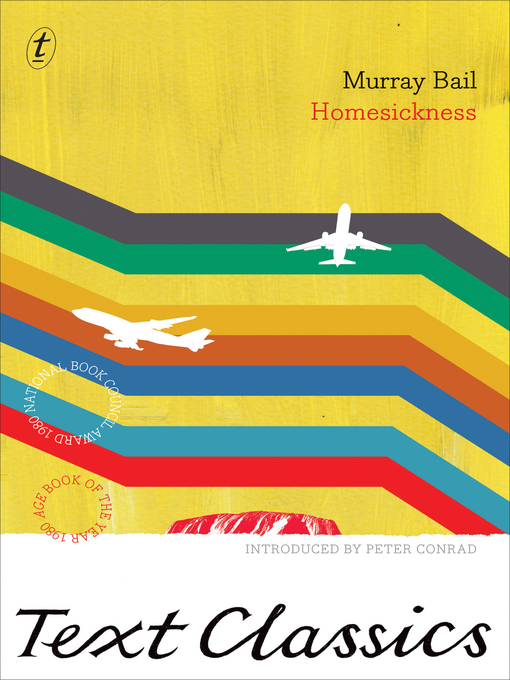 Title details for Homesickness by Murray Bail - Available