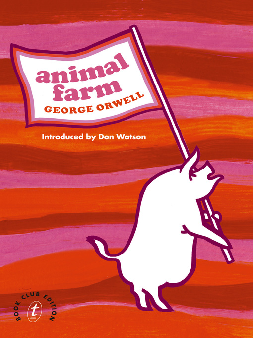an analysis of the animal actions in animal farm a novel by george orwell Animal farm is a novel by george orwell published in england on 17 august 1945, the book reflects events leading up to and during the stalin era before world war ii orwell, a democratic socialist, and a member of the independent labour party for many years, was a critic of joseph stalin, and was.