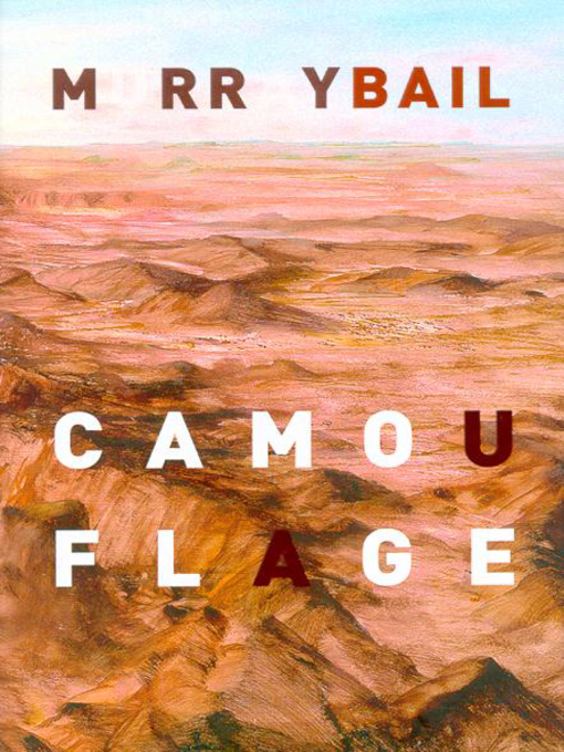 Title details for Camouflage by Murray Bail - Available