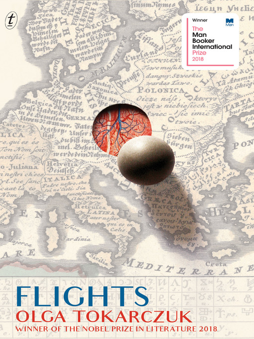 Title details for Flights by Olga Tokarczuk - Wait list