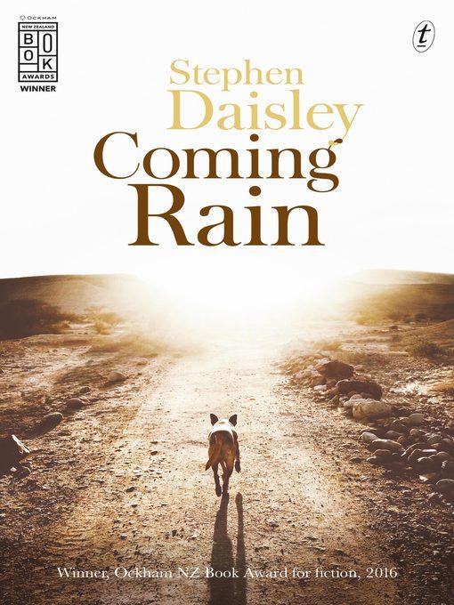 Détails du titre pour Coming Rain par Stephen Daisley - Liste d'attente