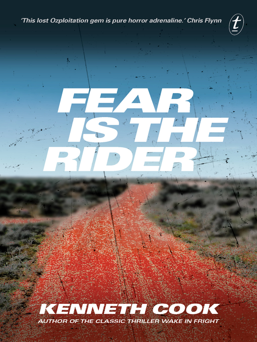 Title details for Fear Is the Rider by Kenneth Cook - Wait list