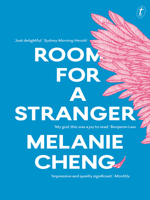 Title details for Room for a Stranger by Melanie Cheng - Wait list