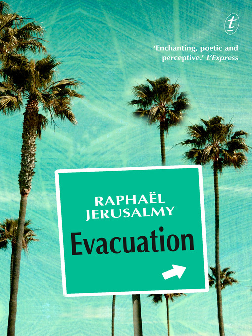 Title details for Evacuation by Raphaël Jerusalmy - Available