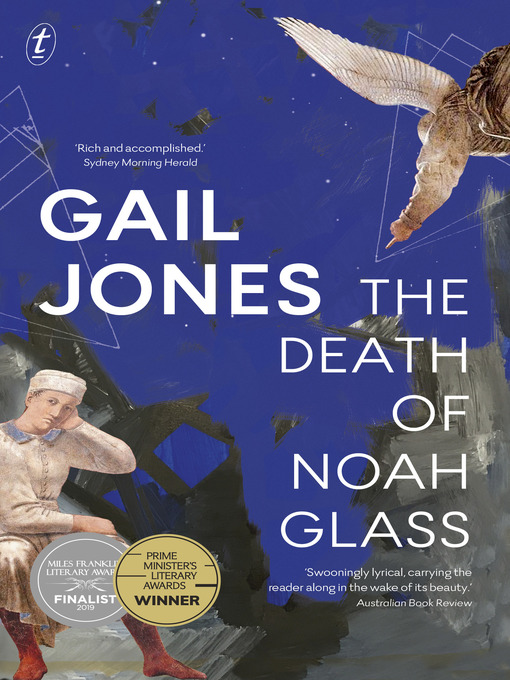 Title details for The Death of Noah Glass by Gail Jones - Available