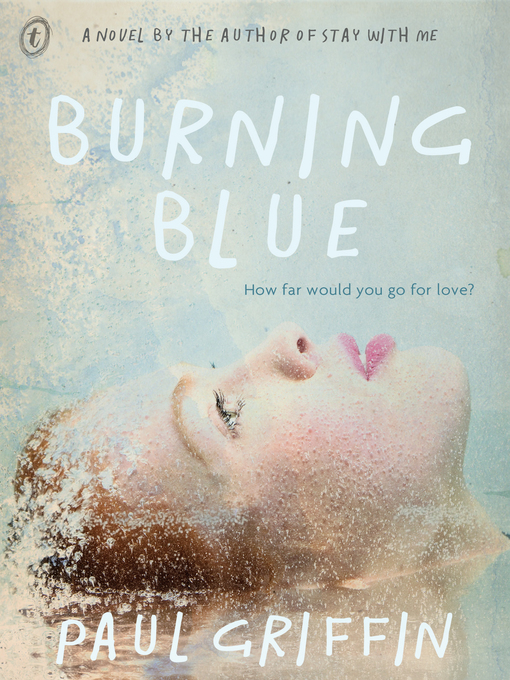 Cover image for Burning Blue
