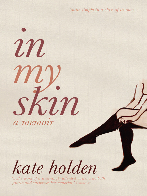 Cover image for In My Skin