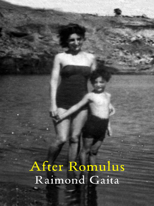 Title details for After Romulus by Raimond Gaita - Available