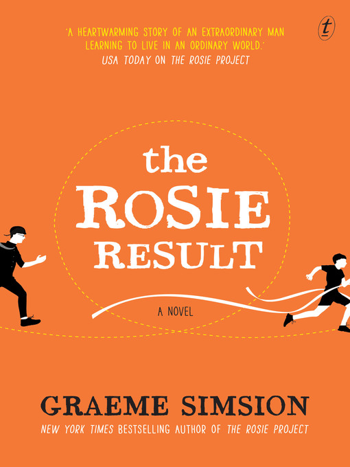Title details for The Rosie Result by Graeme Simsion - Wait list