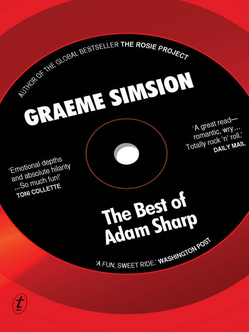 Title details for The Best of Adam Sharp by Graeme Simsion - Available