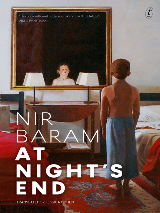 Cover of At Night's End