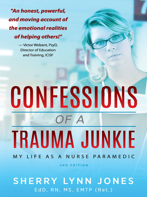 Cover of Confessions of a Trauma Junkie