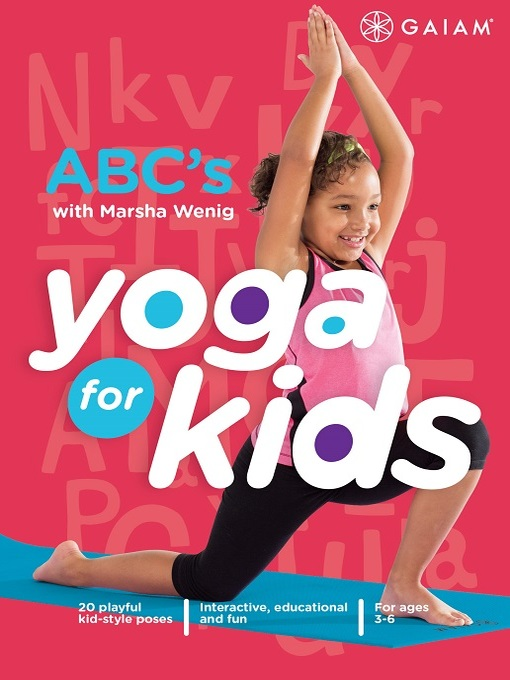 Title details for Yoga for Kids: ABC's with Marsha Wenig by Marsha Wenig - Available