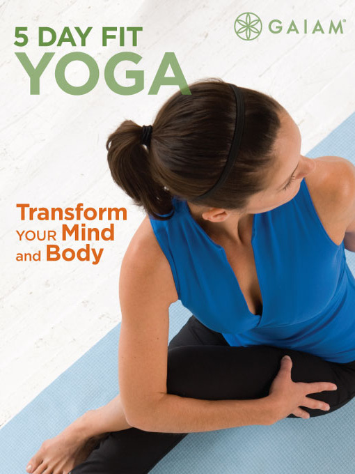 Title details for 5 Day Fit Yoga by Rodney Yee - Wait list