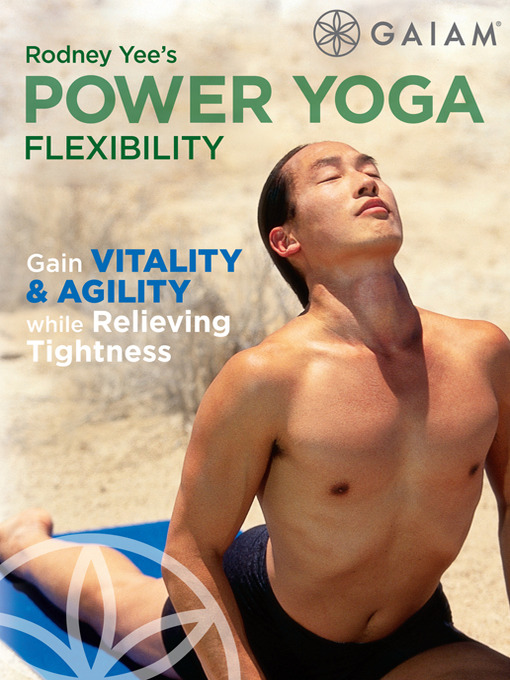 Cover of Power Yoga: Flexibility