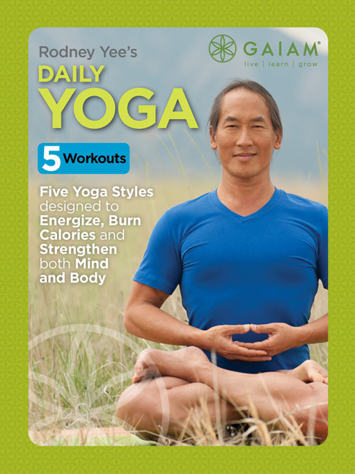 Title details for Rodney Yee's Daily Yoga by Rodney Yee - Available