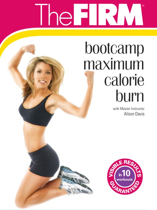 Title details for The FIRM: Bootcamp: Maximum Calorie Burn by Gaiam - Available