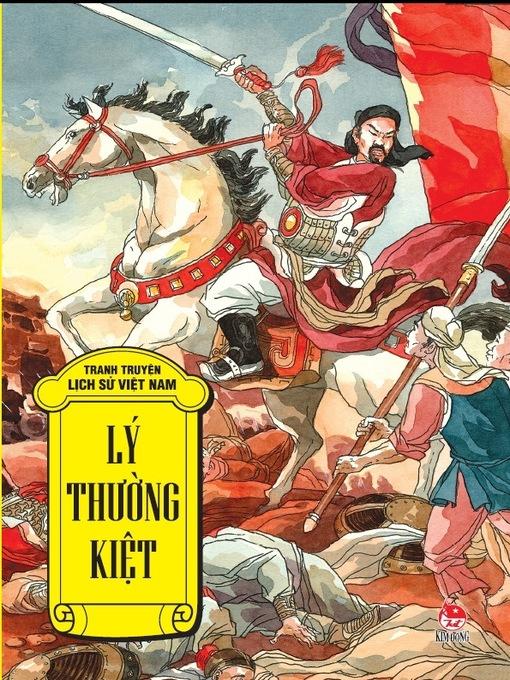 Truyen tranh lich su Viet Nam—Ly Thuong Kiet cover