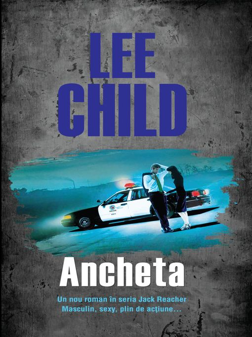 Title details for Ancheta by Lee Child - Available