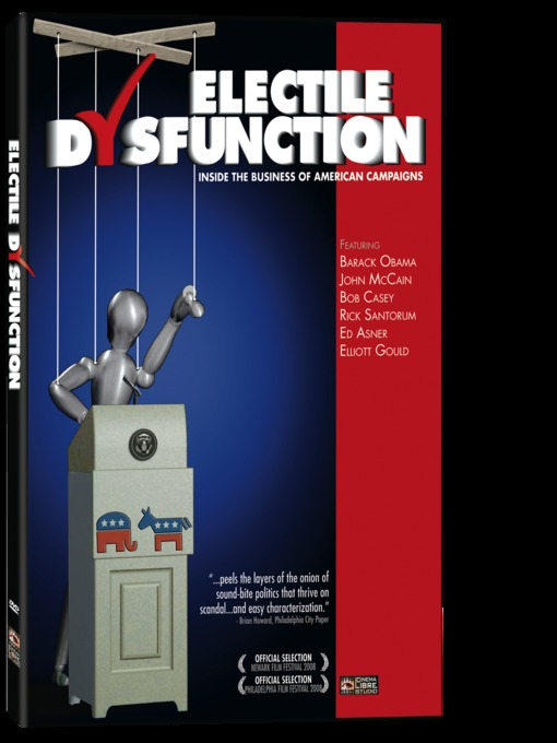 Cover of Electile Dysfunction