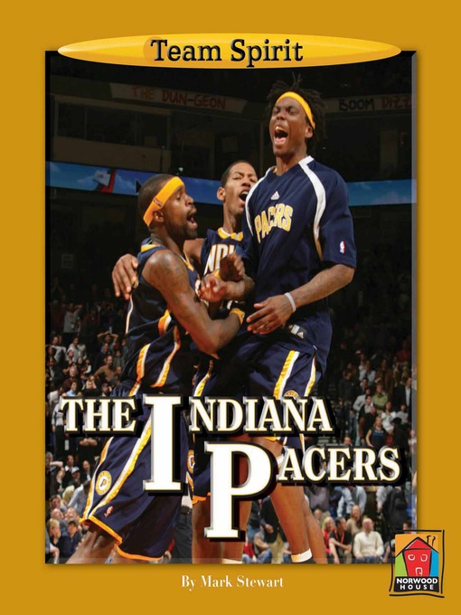 Title details for The Indiana Pacers by Mark Stewart - Wait list