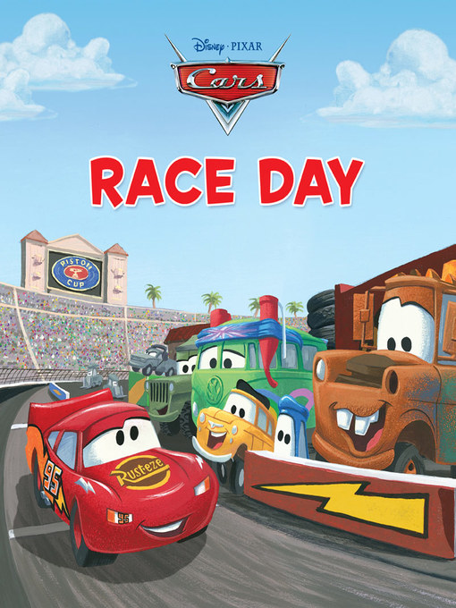 Title details for Race Day by Disney Book Group - Available