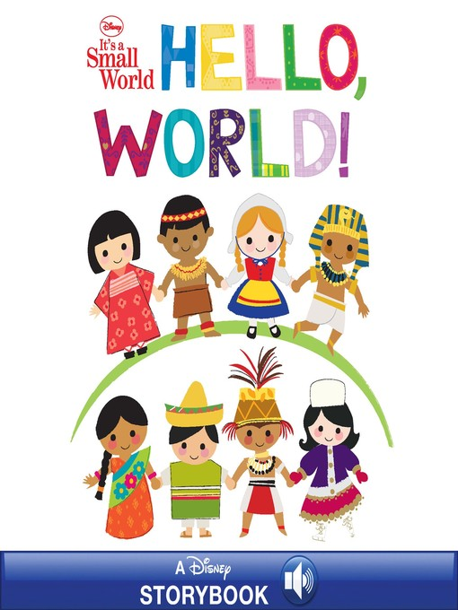Title details for Hello, World! by Disney Book Group - Wait list