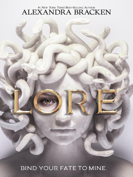 Title details for Lore by Alexandra Bracken - Wait list