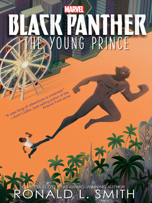 Title details for Black Panther by Ronald L. Smith - Available