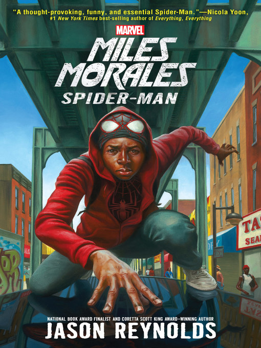 Title details for Miles Morales by Jason Reynolds - Available