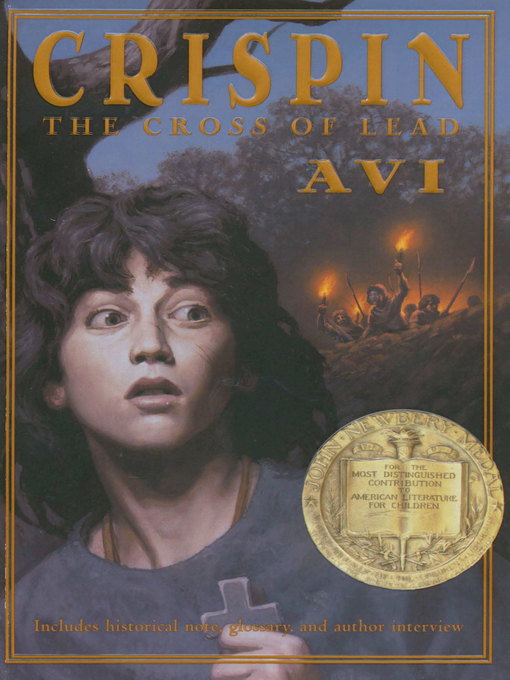 Title details for The Cross of Lead by Avi - Available