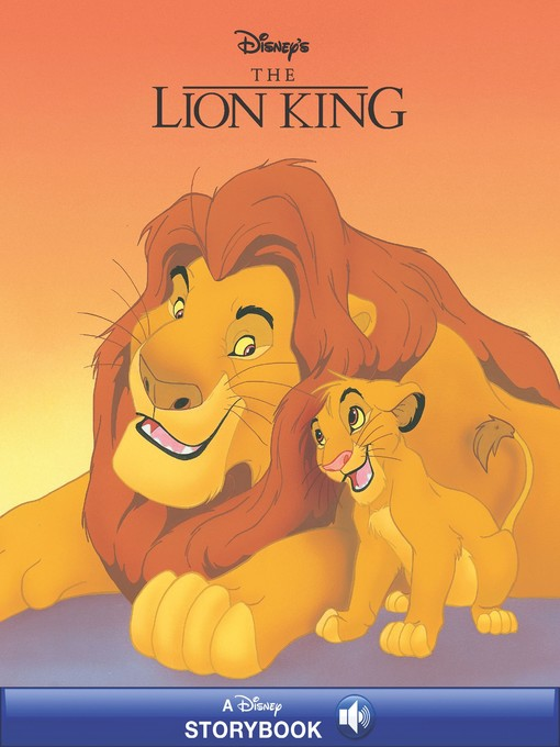 Title details for The Lion King by Disney Book Group - Wait list