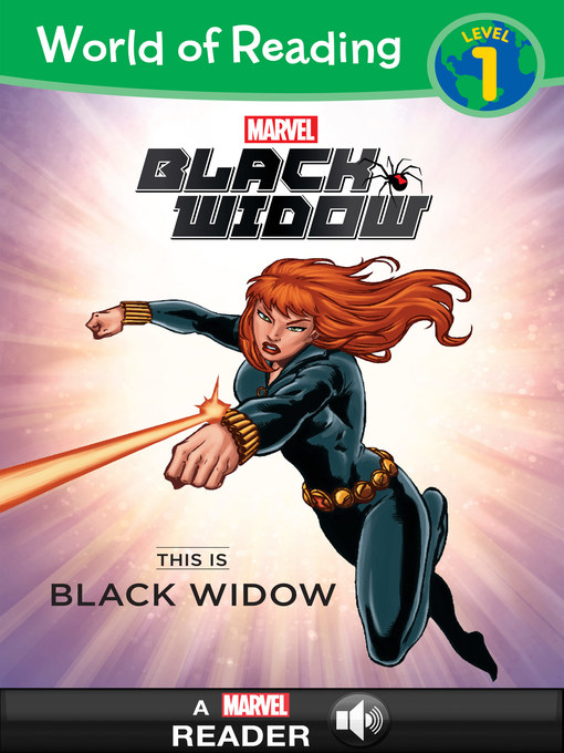 Title details for This Is Black Widow by Marvel Press - Available