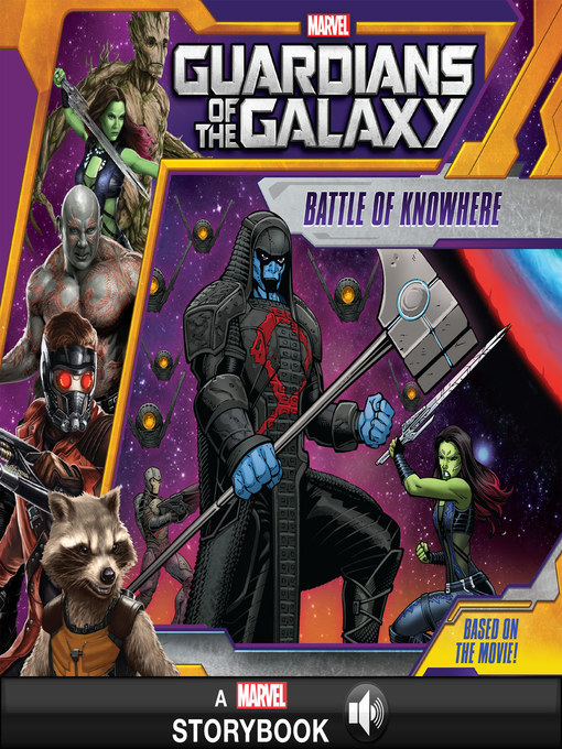 Title details for Guardians of the Galaxy by Marvel Press - Available