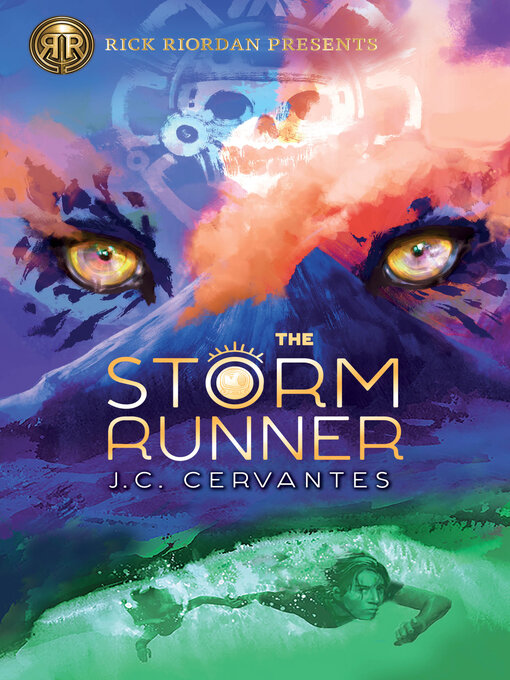 Title details for The Storm Runner by J.C. Cervantes - Wait list