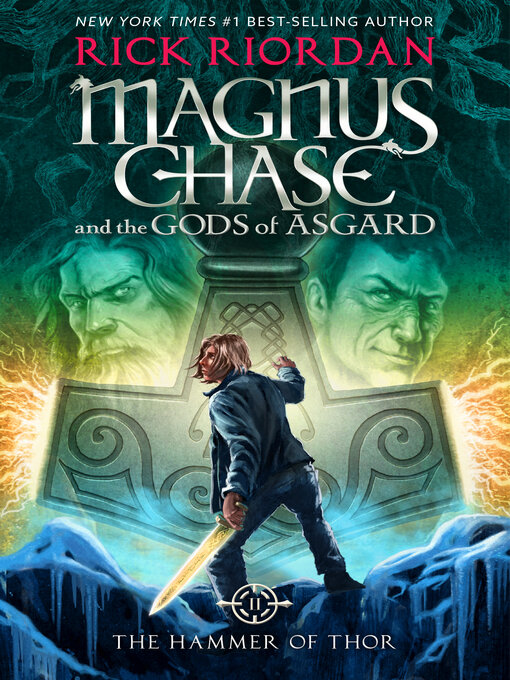 Title details for The Hammer of Thor by Rick Riordan - Wait list