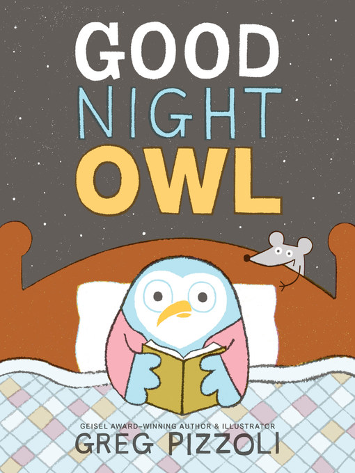 Kids - Good Night Owl - The Ohio Digital Library - OverDrive