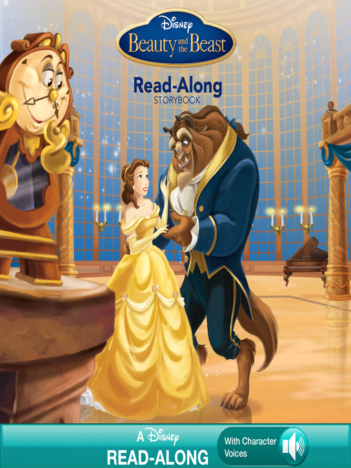 Title details for Beauty and the Beast Read-Along Storybook by Disney Book Group - Wait list