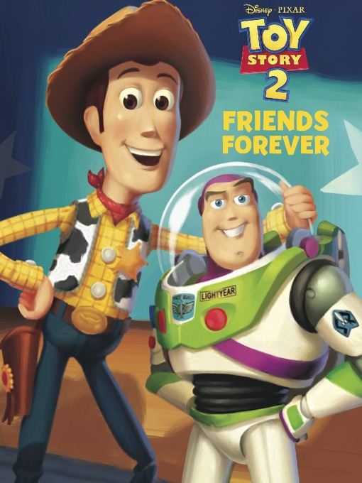 Title details for Friends Forever by Disney Digital Books - Wait list