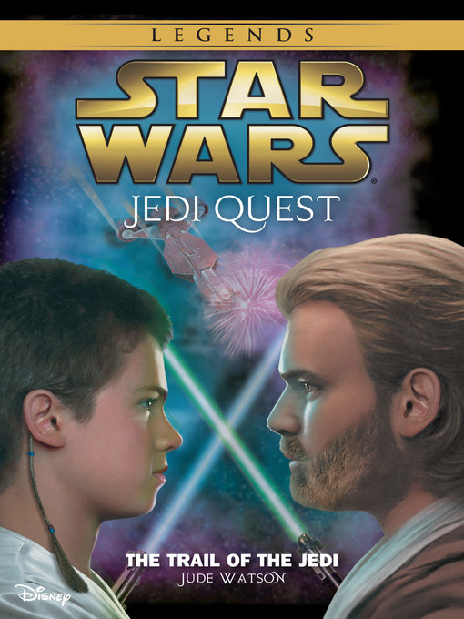 Title details for The Trail of the Jedi by Jude Watson - Available