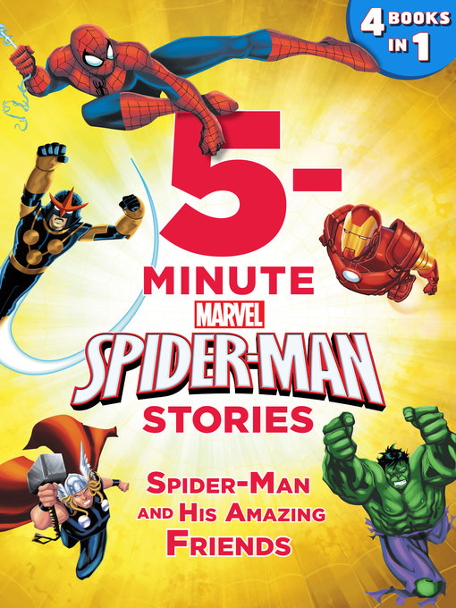 Title details for 5-Minute Spider-Man Stories by Marvel Press - Available