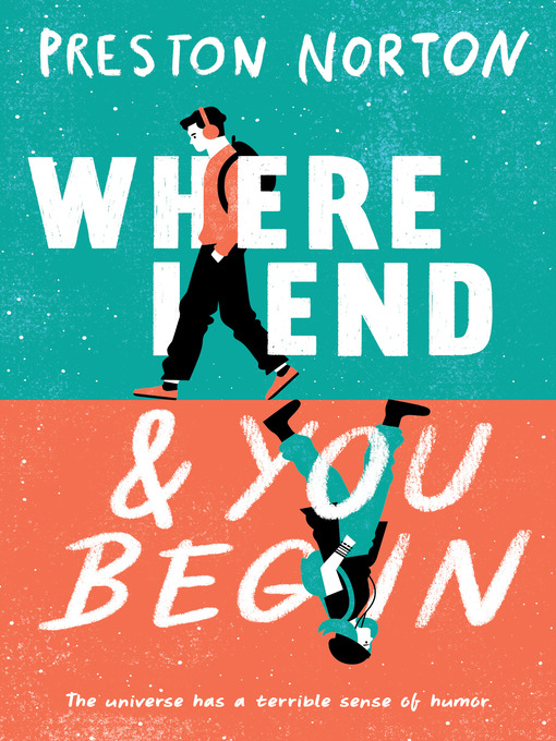 Title details for Where I End and You Begin by Preston Norton - Wait list