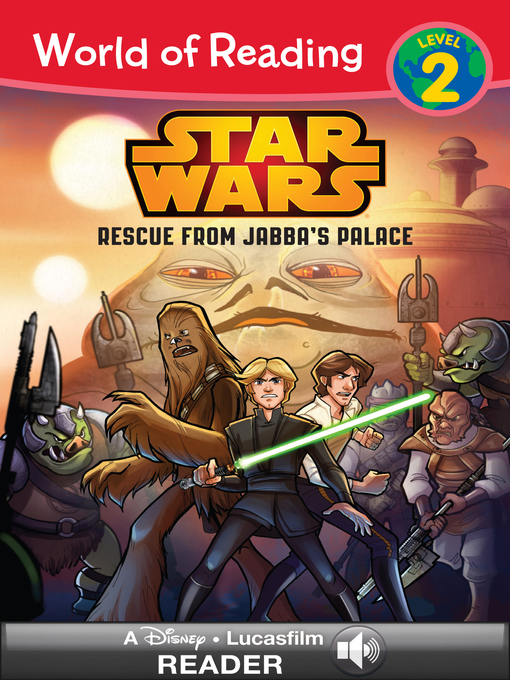 Title details for Rescue from Jabba's Palace by Disney Book Group - Available