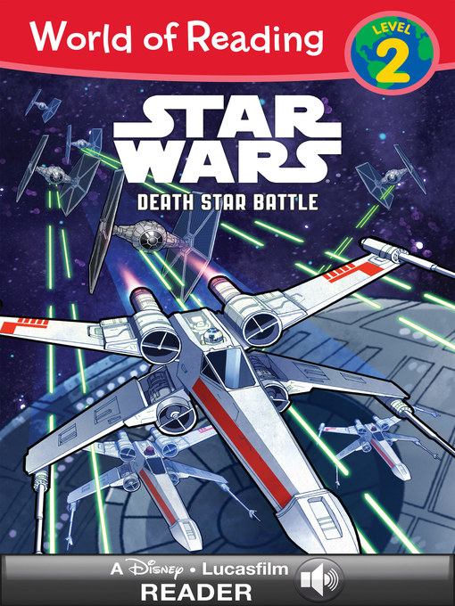 Title details for Death Star Battle by Lucasfilm Press - Wait list