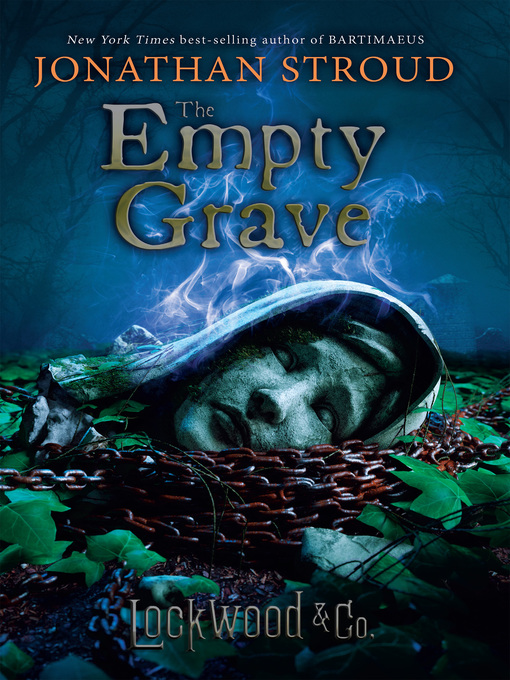 Cover of The Empty Grave