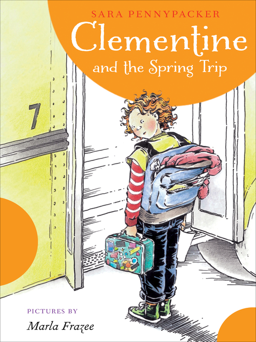Cover of Clementine and the Spring Trip