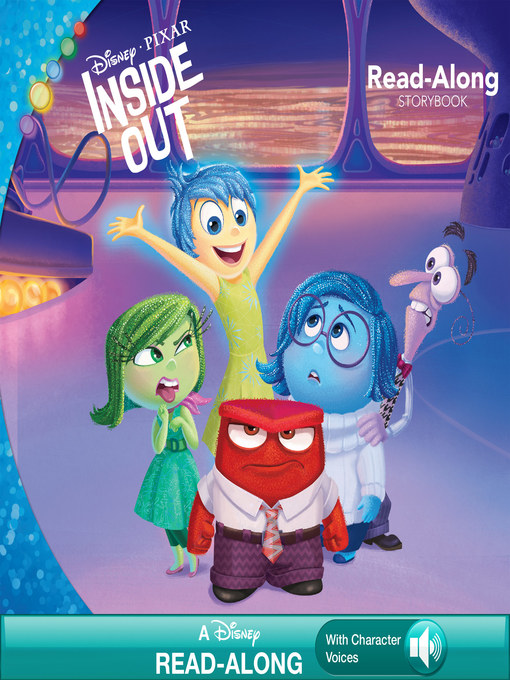Title details for Inside Out Read-Along Storybook by Suzanne Francis - Available
